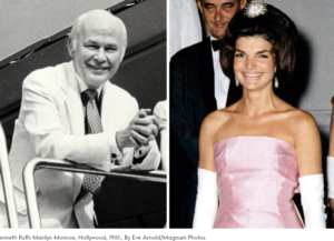 "<img src= ""man and woman.jpg"" alt= ""Jackie Kennedy in pink gown with a man in white suit"">"